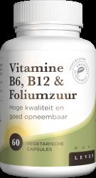 Vitamine B6, B12 & Foliumzuur - Puur leven